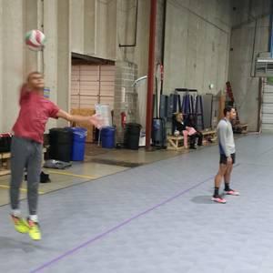 12/31 - Indoor Tournament - Reverse Coed 4's