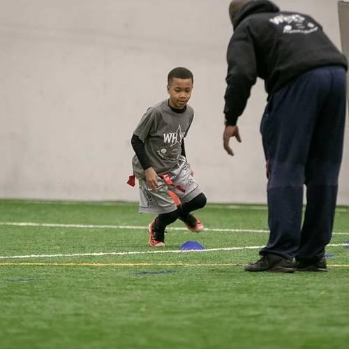 Flag Football Training/Games