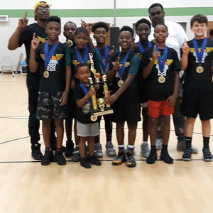 6th Grade U Competitive Basketball League