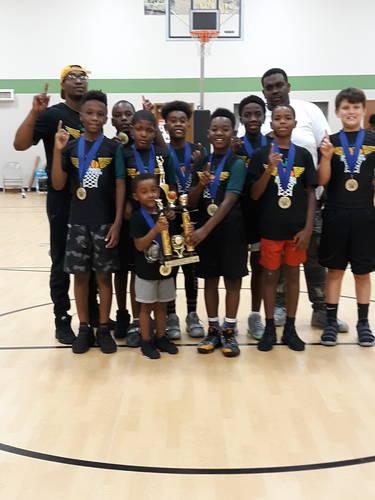 6th Grade U Competitive Basketball League