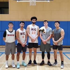 Saturday Afternoon Men's Basketball League