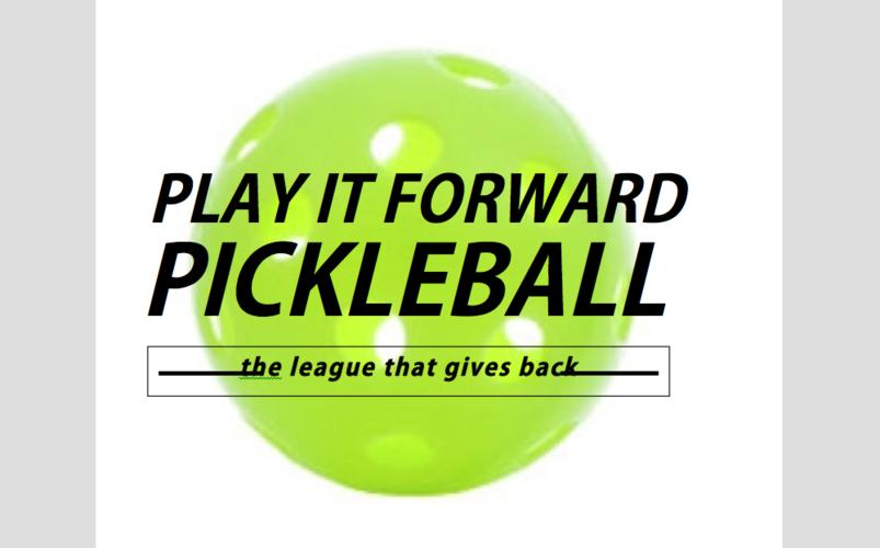 Play It Forward Pickleball League/Registration