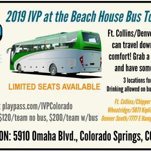 2019 IVP Beach House Bus Tournament #1