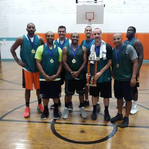 35 and Over Basketball League