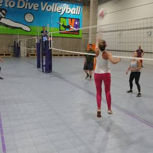 Session 6 '19 - Denver Wednesday Advanced Volleyball Coed 6's