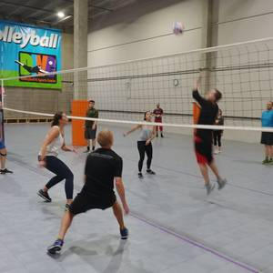 Session 6 '19 - Denver Wednesday Intermediate Volleyball Coed 6's