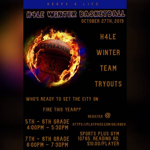 H4LE Winter Tryouts