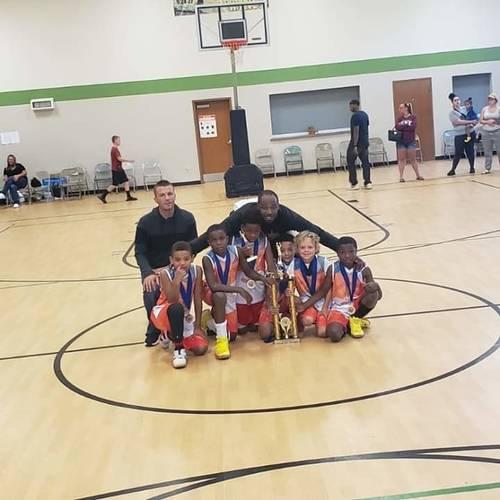 4th Grade U Basketball League
