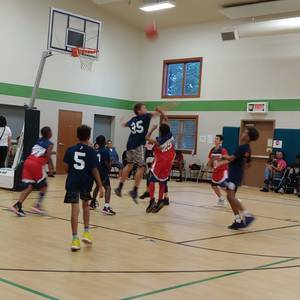 6th Grade U Basketball League