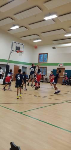 6th Grade U Basketball League
