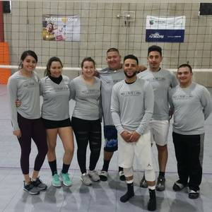 Holiday League '19 - Denver Tuesday Intermediate Volleyball Coed 6's