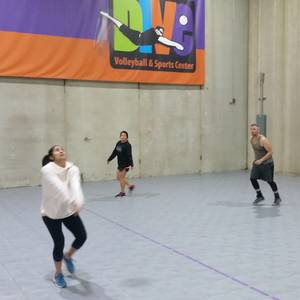 Holiday League '19 - Denver Wednesday Intermediate Volleyball Coed 4's