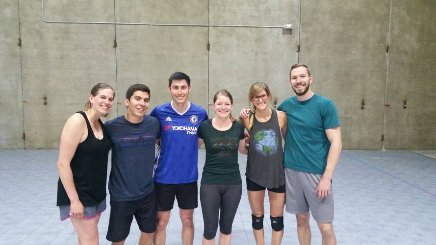 Session 1 '20 - Denver Tuesday Intermediate Volleyball Coed 6's
