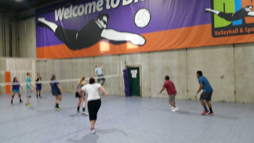 Session 1 '20 - Denver Wednesday Advanced Volleyball Coed 6's