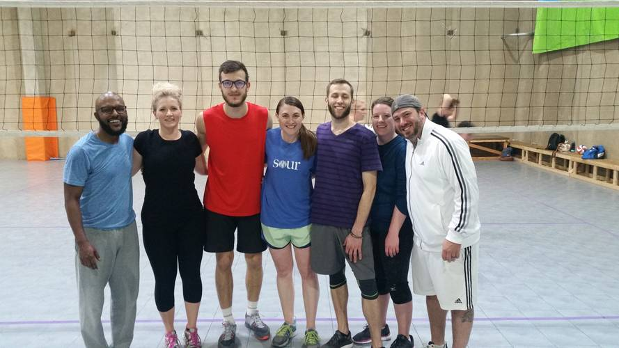 Session 1 '20 - Denver Wednesday Intermediate Volleyball Coed 6's