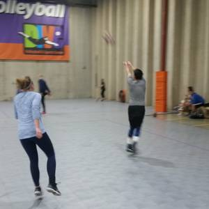 Session 1 '20 - Denver Tuesday Interm. / Advanced Volleyball Coed 4's