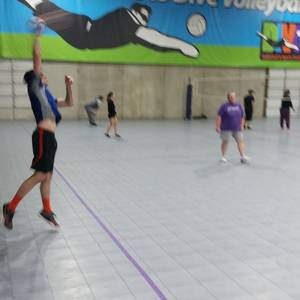 Session 1 '20 - Denver Tuesday Interm. / Advanced Volleyball Men's 4's