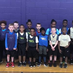 2019-2020 Ashdown Youth Basketball League