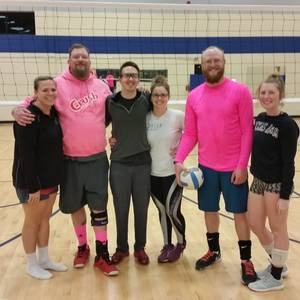 Session 1 '20 - Northglenn Thursday Advanced Volleyball Coed 6's