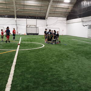 Indoor Flag Football Skill Training/Games 2020