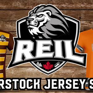 REIL Overstock Jersey Sale
