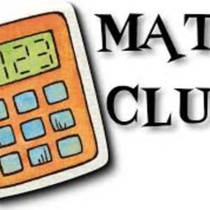 Math Club  Copy