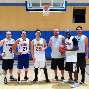 Saturday Night Men's 35 & Older Basketball League
