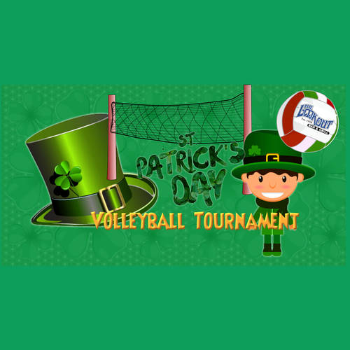 St Patrick's Day Volleyball Tournament!