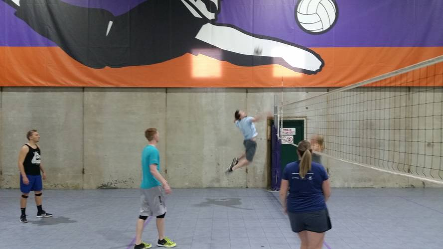 Session 2 '20 - Denver Tuesday Advanced Volleyball Coed 6's