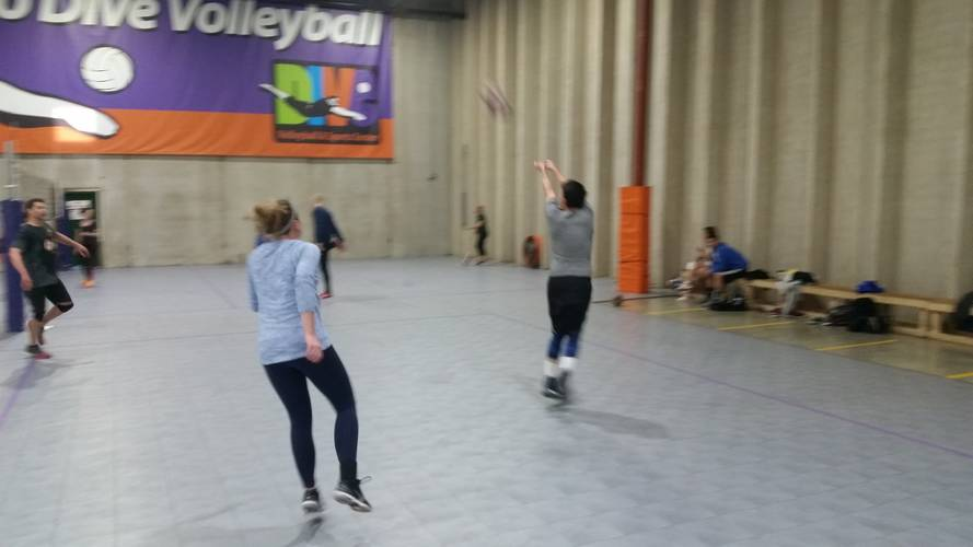 Session 2 '20 - Denver Tuesday Volleyball Coed 4's