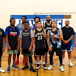 Wednesday Night Men's Basketball League