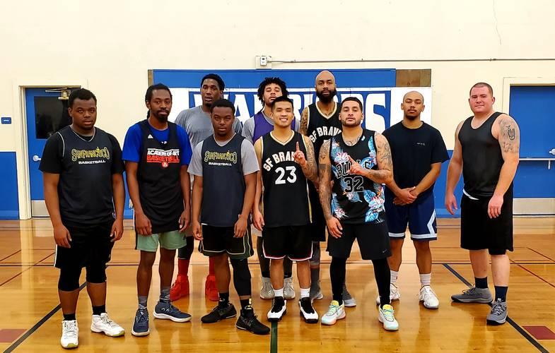 Wednesday Night Men's Basketball League