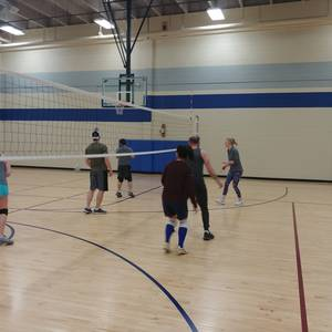 Session 2 '20 - Northglenn Thursday Advanced Volleyball Coed 6's