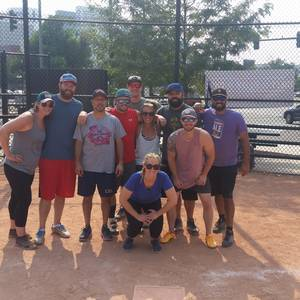 Session 2 '20 - Sundays Downtown Denver Coed Recreational Softball