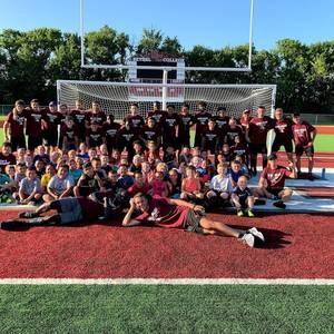 Bethel College Summer Soccer Camp