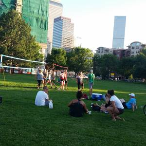 Session 3 '20 - Wednesday Downtown Double Header Grass Volleyball League