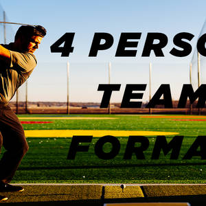 4 Person Spring League