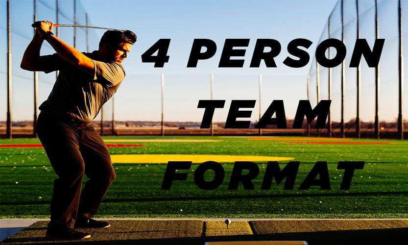 4 Person Fall League