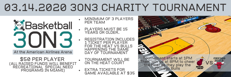 We Coach Charity Basketball Tournament