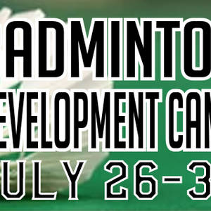 REIL Athletics Badminton Development Camp 2020