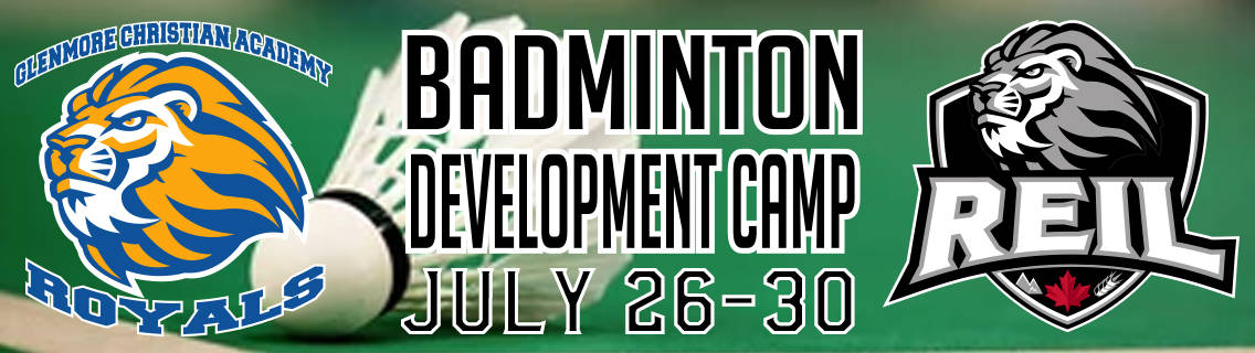 REIL Athletics Badminton Development Camp 2021
