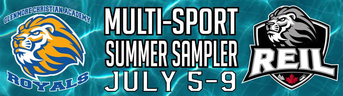 REIL Athletics Multi-Sport Summer Sampler 2021