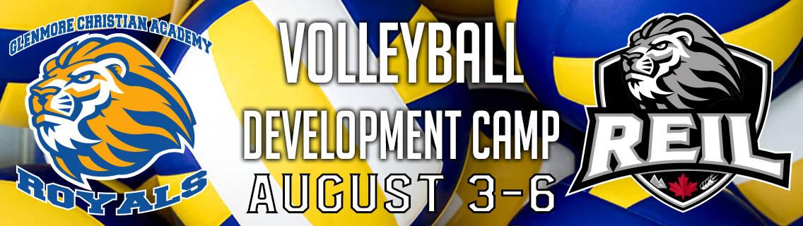 Royals Athletics Volleyball Development Camp 2020