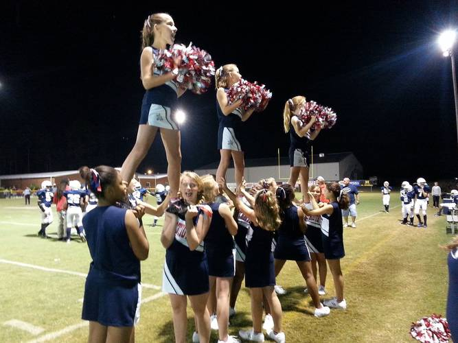 2020 Make up - Cheerleading Registration