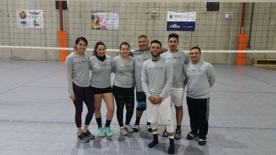 Session 3 '20 - Denver Tuesday Intermediate Volleyball Coed 6's