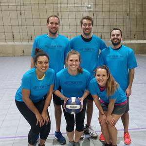 Session 3 '20 - Denver Tuesday Advanced Volleyball Coed 6's