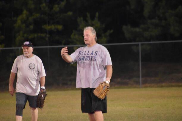 2021 Pre-Paid Hot Springs Fall Senior Softball League
