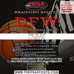 Bragging Rights DFW (HighSchool Boys)
