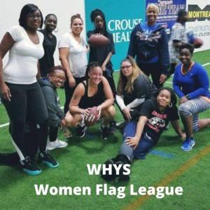 Women Flag Football League