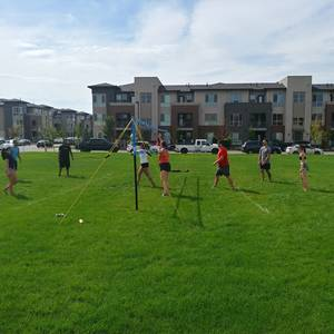 9/12/20 - Grass Coed Rotating Pairs Tournament